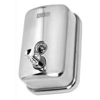 Дозатор жидкого мыла SD-H1-500 (Нержавеющая сталь) глянец
