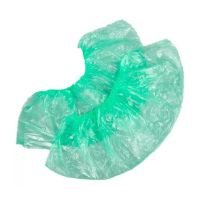 Бахилы Зеленые, 28гр 25мкм (50пар)