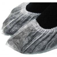 Бахилы (носочки) из спанбонда, 20гр/м2 валом (1000пар)