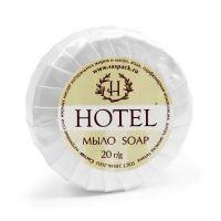 Мыло туалетное 20гр HOTEL, гофрэ-плиссе