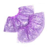 Бахилы Фиолетовые, 28гр 25мкм (50пар)