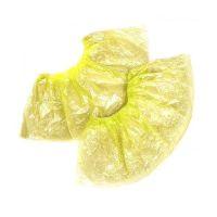 Бахилы Желтые, 28гр 25мкм (50пар)